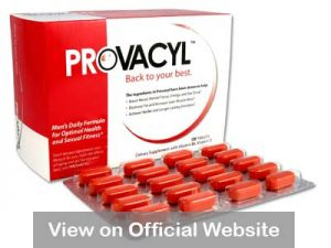 Provacyl is an anti aging dietary supplement