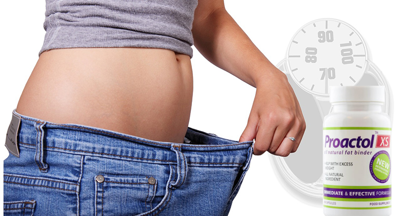 with proactol lose weight