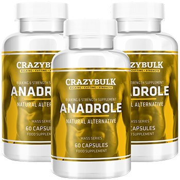 Anadrole (Alternative to Anadrol)