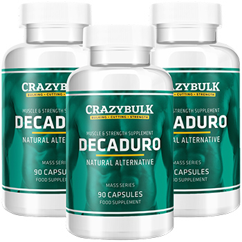 DecaDuro (Alternative to Deca Durabolin)