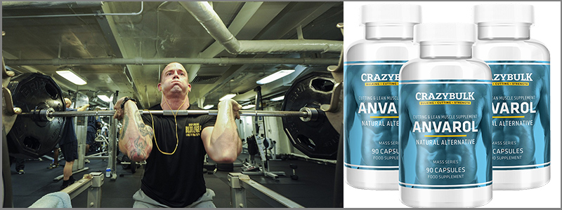 Official CrazyBulk Anvarol Website