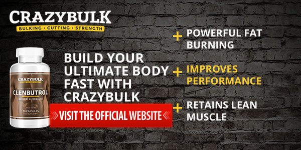 Crazy Bulk Clenbutrol Official Website