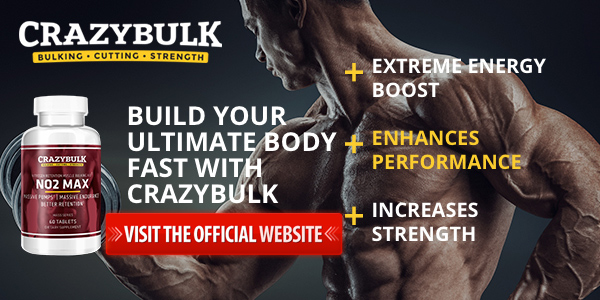 Visit crazybulk No2-Max website
