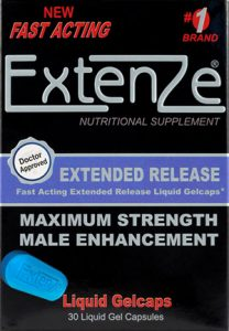 ExtenZe is a male enhancement product for men