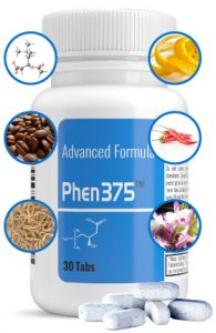 PHEN357 INGREDIENTS