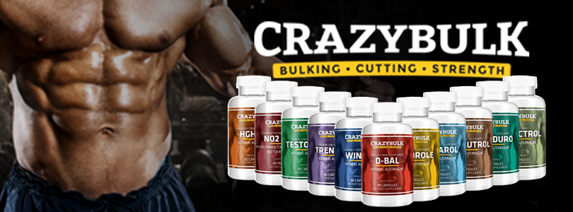 CRAZY BULK PRODUCTS