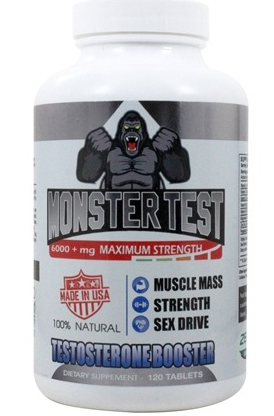Monster Test Testosterone Booster