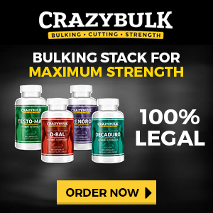 Strength Crazy Bulk Stack