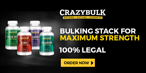 Crazy Bulk Strength Stack