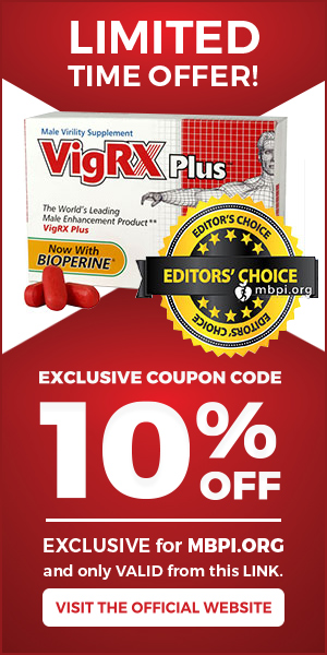 VigRX Plus Exclusive Coupon Code 10 %