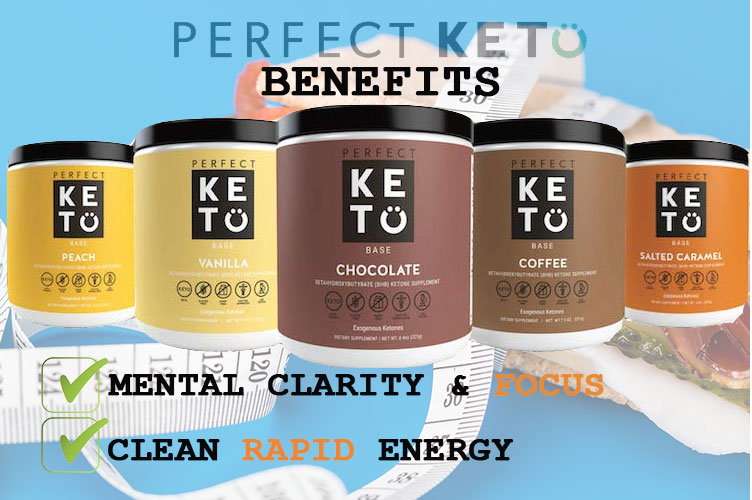 Perfect Keto Benefits