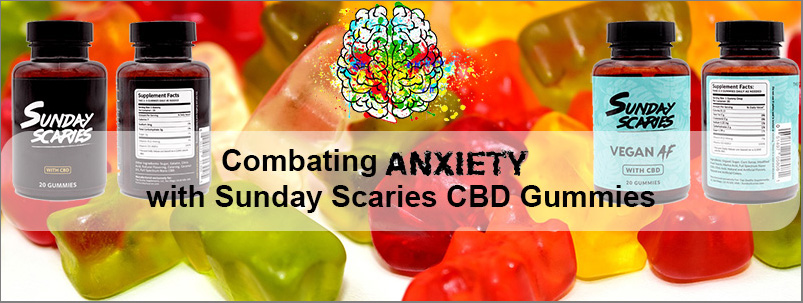 Sunday Scaries CBD Gummies For Anxiety, Review & Results