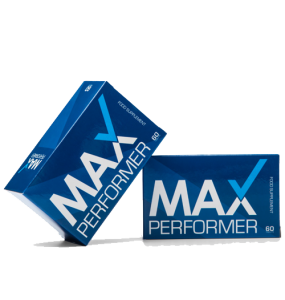 3 Boxes of Max Performer