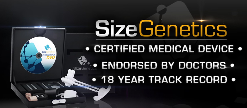 SizeGenetics Video