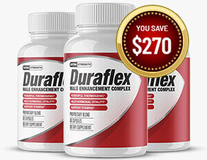 Buy DuraFlex 3 Mounth Supply
