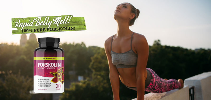 Forskolin Burn Fat and Lose Weight