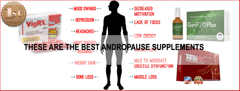 Best Andropause Supplements Review