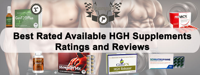 Best Rated HGH Supplements