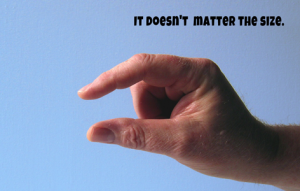 its doesn't matter